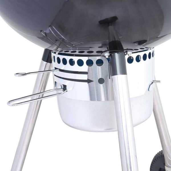 Bếp nướng than GREEN HILLS Deluxe Kettle 220GH22N Charcoal BBQ Grill