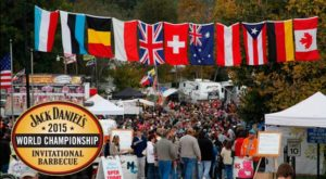 30th Annual Jack Daniel World Championship Invitation Barbecue