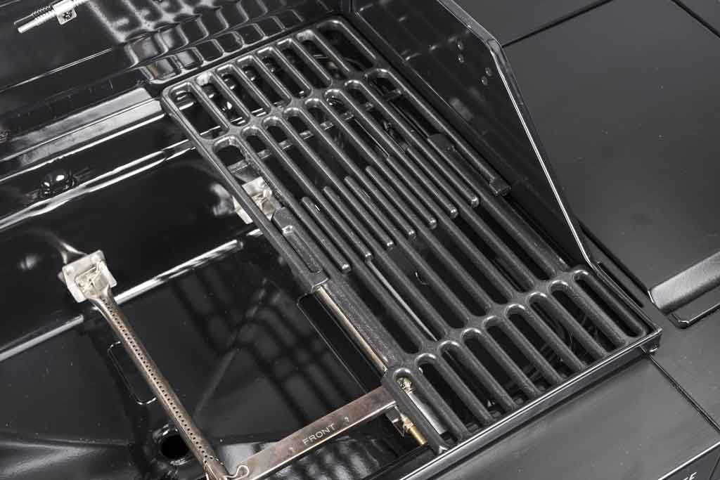 Universal Cast Iron Replacement Grate by Char Broil Multiple Mounting Adjustable