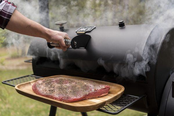 Mua lò xông khói Oklahoma Joe Higland Smoker Grill