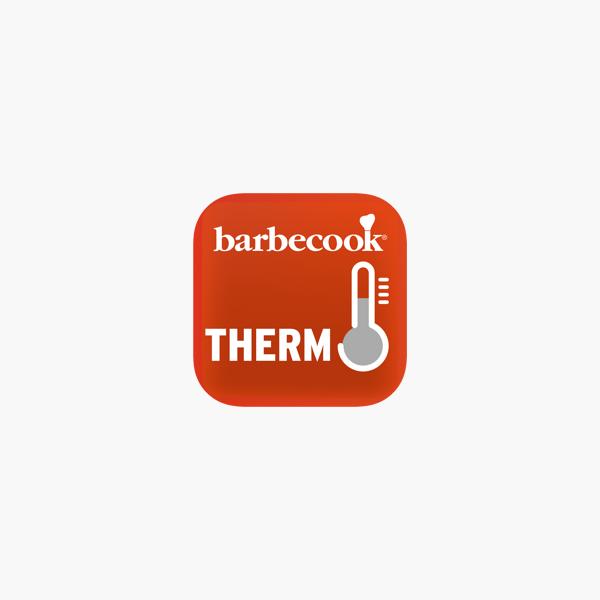 Nhiệt kế BBQ kỹ thuật số Barbecook có Bluetooth - App
